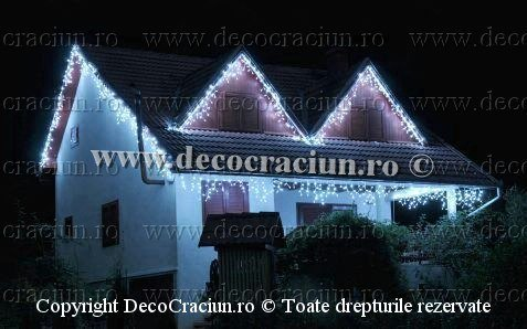 decoratiuni case craciun
